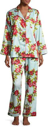 BedHead Hibiscus Classic Pajama Set