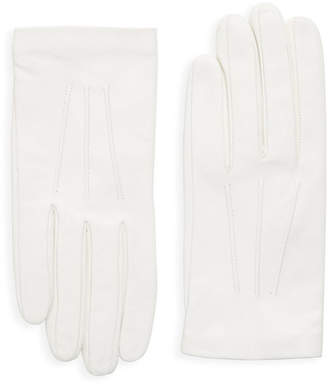 RED Valentino Tonal Stitched Gloves