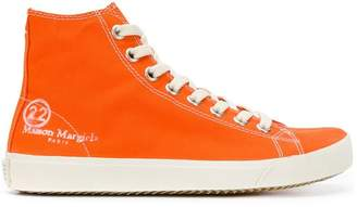 Maison Margiela lace-up tabi sneakers