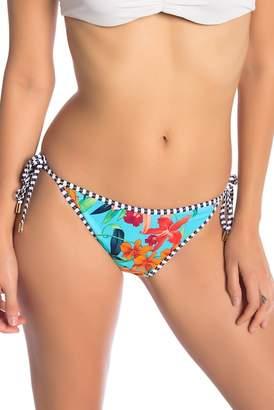 Tommy Bahama Floriana Reversible Side Tie Bikini Bottoms