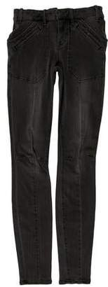Marc by Marc Jacobs Mid-Rise Skinny Leggings