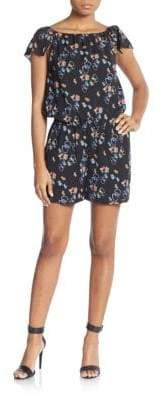 Rebecca Minkoff Lovino Short Jumpsuit