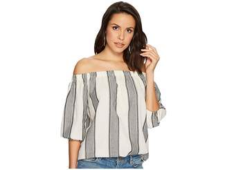 Bishop + Young Karlie Off the Shoulder Women's Clothing