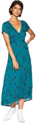 Billabong Wrap Me Up Dress Women's Dress