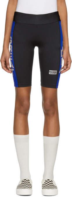 Black great Idea Cycling Shorts