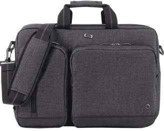 Solo, USLUBN31010, US Luggage Urban Hybrid Briefcase, 1, Gray