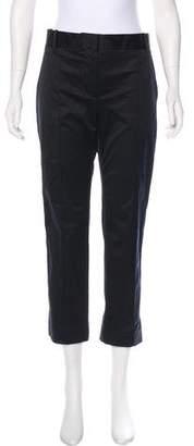 Louis Vuitton Mid-Rise Coated Pants