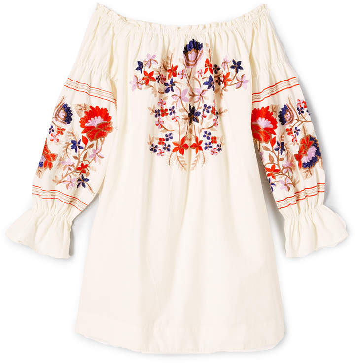 Free People Fleur Du Jour Mini Dress 19