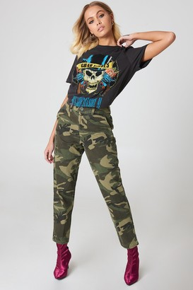 Na Kd Trend Army Loose Fit Pants