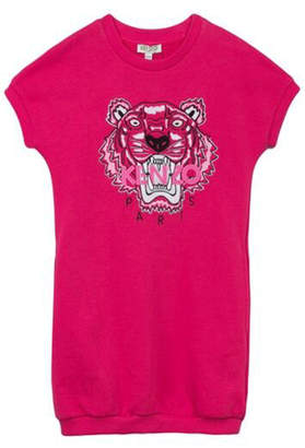 Kenzo 2-6Y Tiger Dress