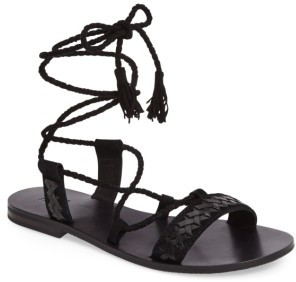 Women's Frye Ruth Lace-Up Sandal $257.95 thestylecure.com