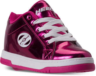 Heelys Heels Big Girls' Split Chrome Skate Casual Sneakers from Finish Line