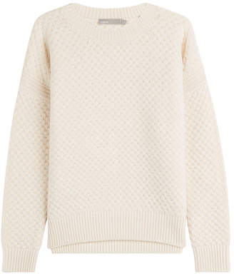 Vince Wool and Yak Pullover