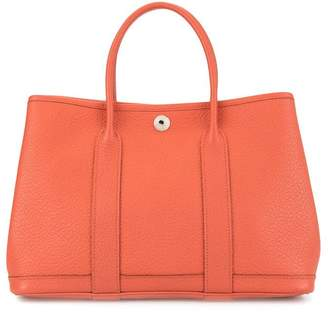 Hermes Pre-Owned Garden Party TPM mini tote bag