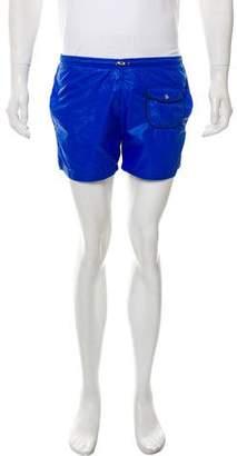 Michael Bastian Nylon Swimming Trunks