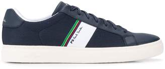 Paul Smith striped basketball sneakers