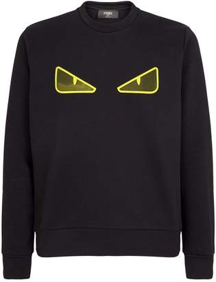 Fendi Bag Bugs Eyes Sweater