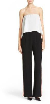 Women's Diane Von Furstenberg Amare Jumpsuit $498 thestylecure.com