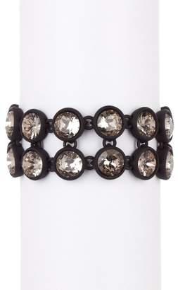 Trina Turk Two-Tone Rhinestone Bracelet