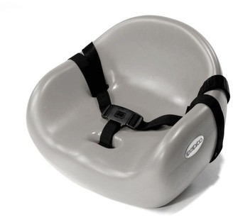Keekaroo Cafe Booster Seat Grey