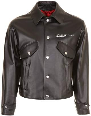 Valentino Anywhen Leather Jacket