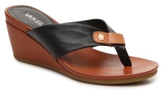 VANELi Dereka Wedge Sandal $110 thestylecure.com