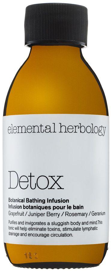 ELEMENTAL HERBOLOGY Detox Bath Oil