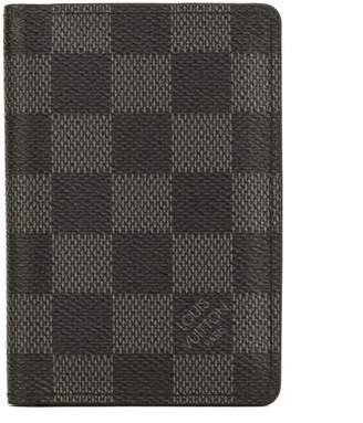 Louis Vuitton Damier Graphite Organizer de Poche Card Case (4042002)