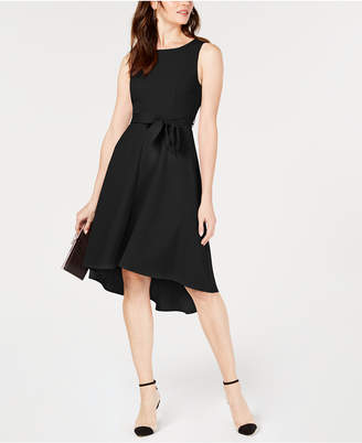 INC International Concepts I.N.C. Seamed Bodice High-Low Dress, Created for Macy's