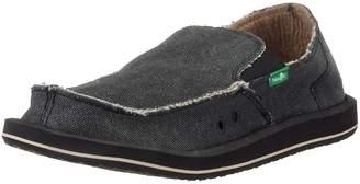 Sanuk Men's Vagabond Tripper Slip-On Loafer (/45 EUR, )