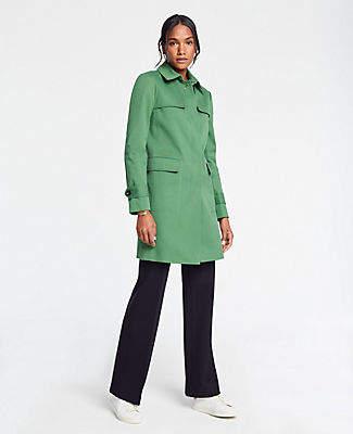 Ann Taylor Mac Trench Coat