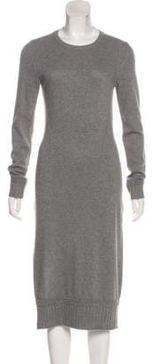 Armani Jeans Midi Sweater Dress