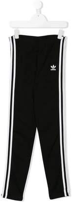 adidas Kids TEEN three stripes leggings