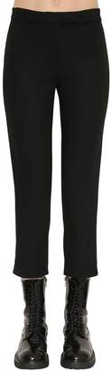 Ann Demeulemeester Cool Wool Cropped Pants