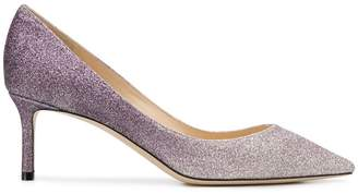 Jimmy Choo (ジミー チュウ) - Jimmy Choo Romy 60 pumps