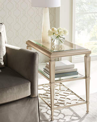 Caracole Ellerie 3-Level Side Table