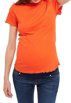 Topshop MATERNITY Lettuce T-Shirt