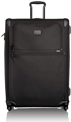 Tumi Alpha 2 Black Expandable Four-Wheeled Extended-Trip Packing Case Luggage