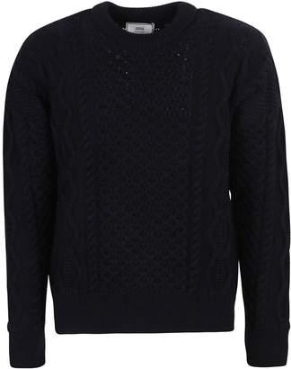 Ami Alexandre Mattiussi Irish Oversized Sweater