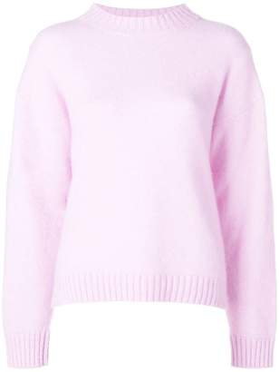 Laneus loose fitted sweater