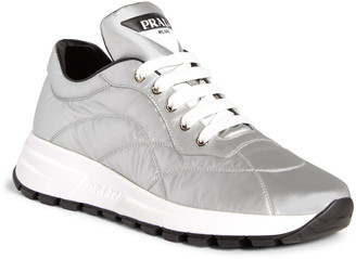 Prada Nylon Trainer Sneaker