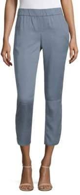 Saks Fifth Avenue Tencel Jogger Trousers