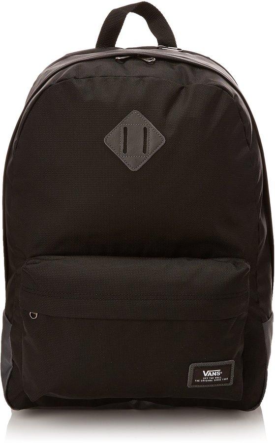 Vans Old Skool Plus Black Grey Backpack
