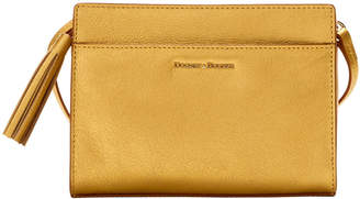 Dooney & Bourke Metallic Leather Kenzie