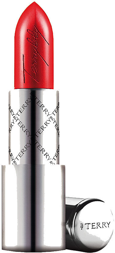 by Terry ROUGE TERRYBLY - Age Defense Lipstick, #100 Terrybly Nude 0.12 oz (3.5 ml)
