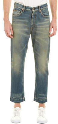 Gucci Sixties Stonewash Straight Leg Jean