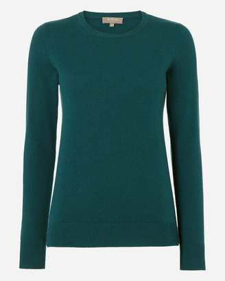N.Peal Round Neck Cashmere Sweater