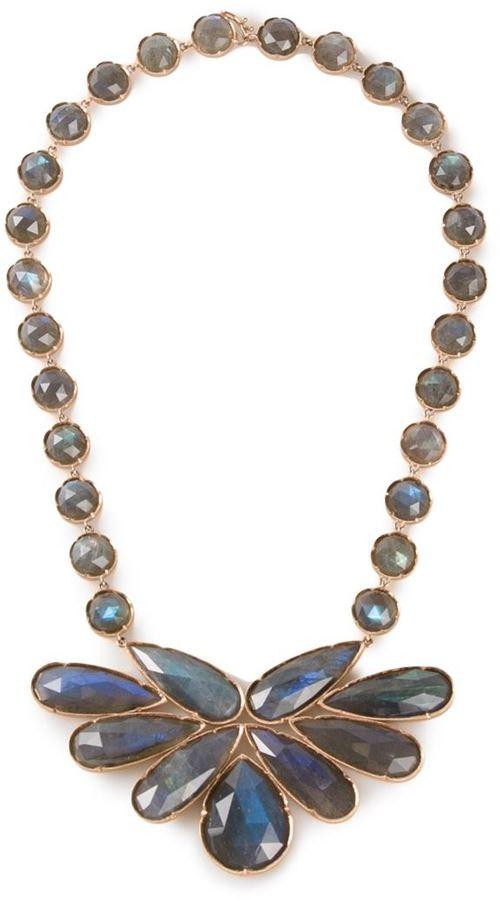 Irene Neuwirth statement necklace