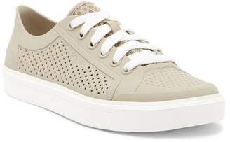 Crocs Perforated Lace-Up Sneaker
