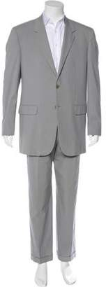Calvin Klein Collection Woven Two-Piece Suit